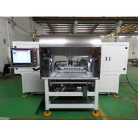Buy cheap Double mesa automatic laser marking machine from wholesalers