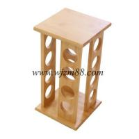 Best WT007 Bamboo spice rack wholesale