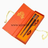 Quality LH-132 Hot selling gift chopsticks set wholesale