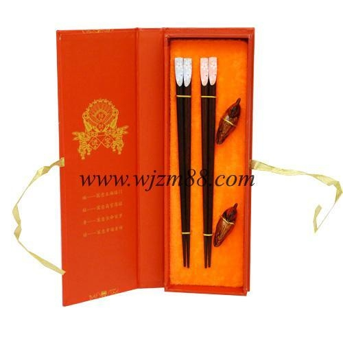 Cheap LH-133 Japanese gift chopsticks set for sale