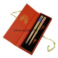 Quality LH-137 Impressive bamboo gift chopsticks wholesale
