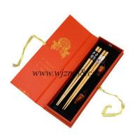 Quality LH-138 Bamboo gift chopsticks set wholesale