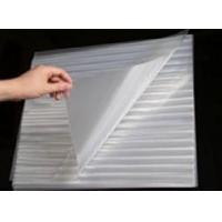 Buy cheap Lenticular Lens Sheet 100 lpi lens sheet 3d lenticular 0.35mm PET film matericals from wholesalers