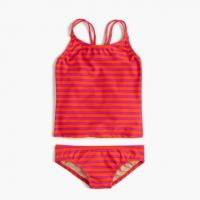 Buy cheap Girls' tankini set in sailor stripe from wholesalers