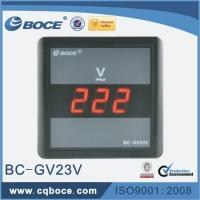 Buy cheap BC-GV23V 3-phase AC Voltage Digital Generator Meter from wholesalers