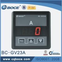 Buy cheap Digital AC Current Gauge BC-GV23A with wide voltage range from wholesalers