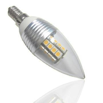 Cheap 4.5W Candle Light for sale