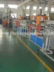 Cheap 380V Recycled PET flake Bale Pet Strap Extrusion Line for packaging for sale