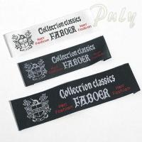 Best Fabric Labels Woven Lable for Apparel wholesale
