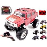 Best 1:60 Scale 4 Channel Radio Remote Control RC Hummer wholesale