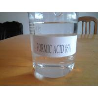 Cheap Rubber chemicals Formic Acid 85% / 90% for sale