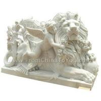 Quality hunan white marble animal wholesale