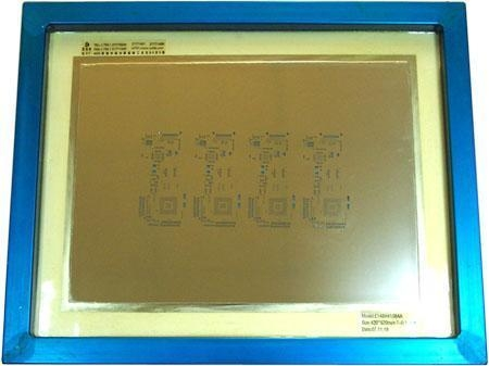 Cheap Laser Stainless Stencil Item:AS-ST-003 for sale