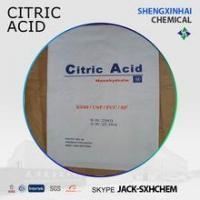 Best Food Additives Food grade Citric Acid Monohydrate /Anhydrous manufacturer wholesale