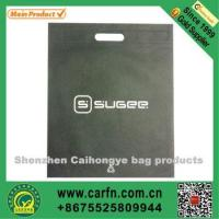 Best Custom disposable non woven gift bag,die cut non woven gift bag wholesale