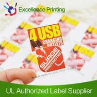 Best Adhesive Label Transparent Barcode stickers wholesale