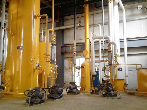 Cheap 100-300 TPD solvent extraction equipment for sale