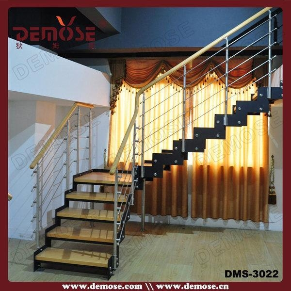 Cheap Steel Staircases UK Custom-made for sale