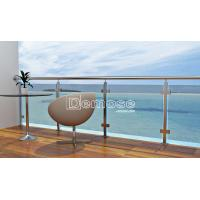 Quality America tempered glass deck railing wholesale