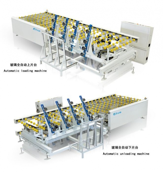 Cheap ESPT/EXPT Glass Automatic Loading/Unloading Machine for sale