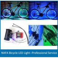 China led bicycle wheel light, bicycle light rechargeable, bicycle safety light on sale