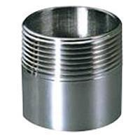 Best Industrial Pipe-fittings Stainless steel single head silk wholesale