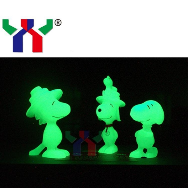Cheap Screen printing glow in dark ink/Luminescent Ink for sale