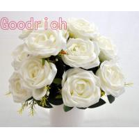 Quality GR-1306 factory direct silk wedding bouquets wholesale