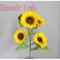 Quality GR-1053 artificial sunflower china wholesale