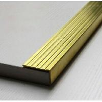 Quality Brass Stair Nosing wholesale