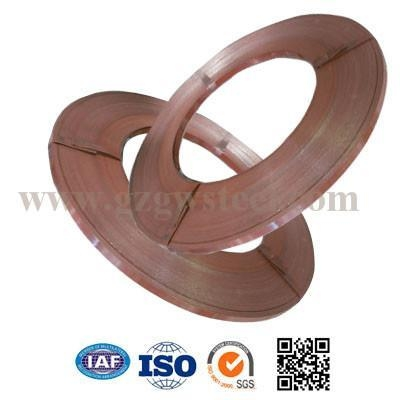 Cheap High Tensile Packing Steel Strapping for sale