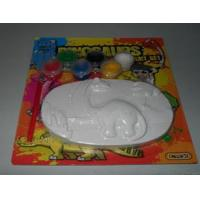 Best drawing your own dinosaur gesso toy wholesale