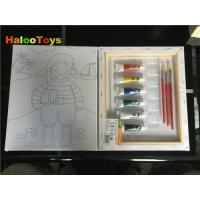 Best acrylic painting wooden canvas frame set wholesale