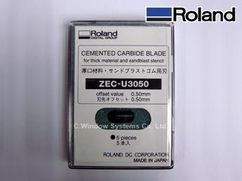Cheap Roland Blades ZEC-U3050 for sale