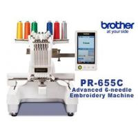 Best Brother Embroidery Machine PR-655 wholesale