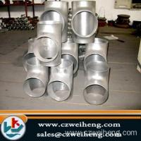 Best reducer Pipe Tee Pipe fittings wholesale