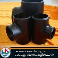 Best carbon seamless steel Pipe Tee a234 wpb wholesale