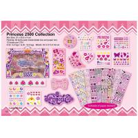 Best princess sticker box packing wholesale