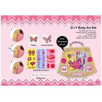 Best DIY body art set wholesale