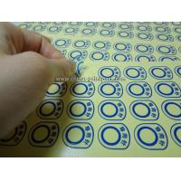 Best Clear Self Adhesive Stickers wholesale