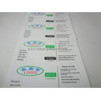 Best Water Proof Adhesive Stickers wholesale