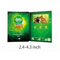 Best Video Greeting Card JSC-2042.4 inch Lcd Video Greeting Card wholesale