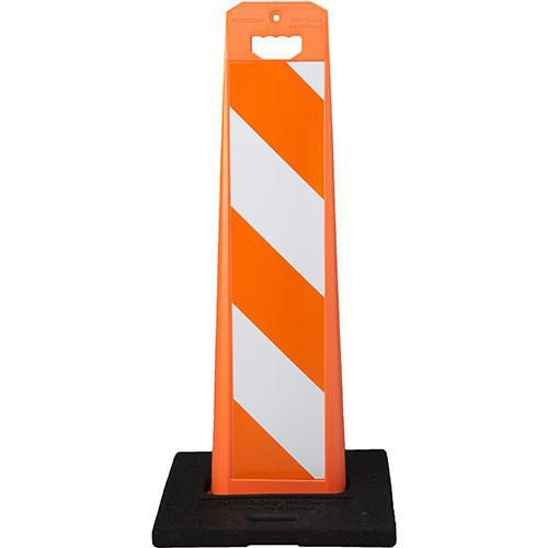 China Vertical Pannel Base For Traffic Safety And Direction