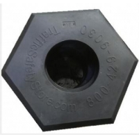 Buy cheap Channelizer   Hexagonal Channelizer Base from wholesalers