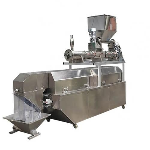 China Automatic pet food extruder for sale ,pet food making machine supplier