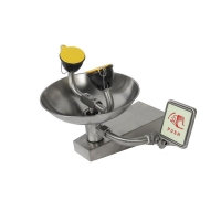 Buy cheap Wall Mounted Eyewashes, Stainless Steel, High Configuration, Model: ESW020MH from wholesalers