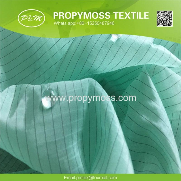 China Graphene Antimicrobial Fabrics for Downcoat