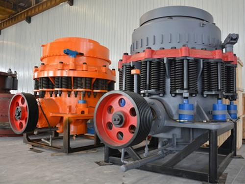China HC Series Compound Spring Cone Crusher