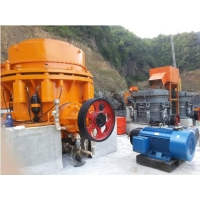 Buy cheap HD Series Multi-cylinder Hydraulic Cone Crusher from wholesalers