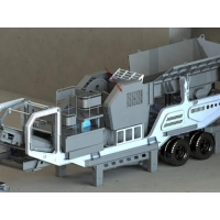 Buy cheap KY Series Portable Jaw Crusher from wholesalers